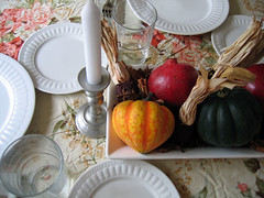 Dinner table (hswilkinson) Tags: thanksgiving table settings