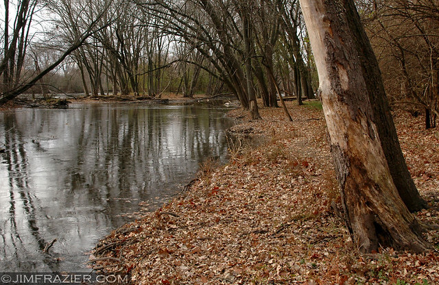 Along the Fox River