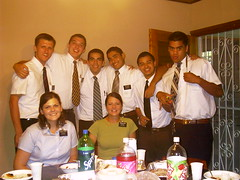 Missionaries Thanksgiving2