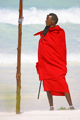 Masai (PauloSantos) Tags: travel red topf25 colors 510fav bravo searchthebest 500v50f 50100fav massai turismo viagens topv666 masai top111 1111v11f top20fav zamzibar tanznia bestdigitalphotography 1500v top20peoplephotos 89points 1500v60f f107 fivestarsgallery fsgmen 123f50 world100f