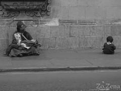 La realidad de un pueblo (zo.zena) Tags: peru gente lima calles realidad