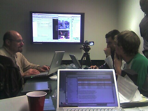 Video Conference by JulianBleecker, on Flickr
