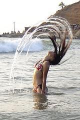 Frozen in Time (Anindo Ghosh) Tags: ocean sea india beach water girl beautiful swimming swim wow geotagged blog cool model topf75 perfect waves indian awesome goa topv5555 bikini apex blogged splash swimsuit nymph modelling bathingsuit magicmoments swimwear continuum stringbikini anindo figuremodel 7777v77f bindiya 8888v88f 5555v55f 6666v66f goaindia arambolharmalnorthgoa geo:lat=15691572 geo:lon=73699581 bloggedonmagicmoments bloggedondesibabes anindoghosh ysiwbe petitegirls world100f