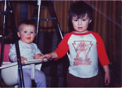HeMan Shirt and a Sister