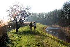 Sunday morning walk (dirk huijssoon) Tags: holland op polder broek northholland broekoplangedijk langendijk broekoplangendijk