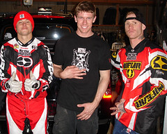carl with deegan & faisst (butterscotchbobssister) Tags: carl edwards deegan carledwards faisst