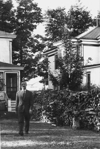 Jackie Smee visits Alalia Stevens 1957