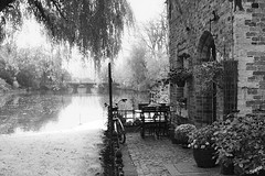 A Quiet Afternoon in Belgium (` Toshio ') Tags: bw topv111 tag3 taggedout europe tag2 tag1 village belgium brugge 1on1 toshio 1on1halloffame 123bw