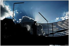 i get along (LeonR.) Tags: parque sunset pordosol brazil sky topc25 topv111 brasília brasil raios contraluz person pessoa nikon d70s 100v10f céu nuvens nikkor 1870mm topphotoblog