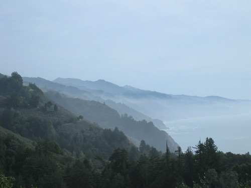 Big Sur from Nepenthe