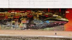 Mr. Leenknecht & Steve Locatelli / Keizerviaduct - 20 juni 2015 (Ferdinand 'Ferre' Feys) Tags: gent ghent gand belgium belgique belgië streetart artdelarue graffitiart graffiti graff urbanart mrleenknecht locatelli urbanarte arteurbano ferdinandfeys