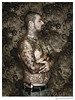 Oscar L Gonzalez aka El Cay (cademartinphoto) Tags: portrait usa man art tattoo arlington ink body storytelling va22202