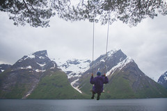 RelaxedPace22914_7D7764 (relaxedpace.com) Tags: norway 7d ropeswing 2015 mikehedge trandal christiangaard