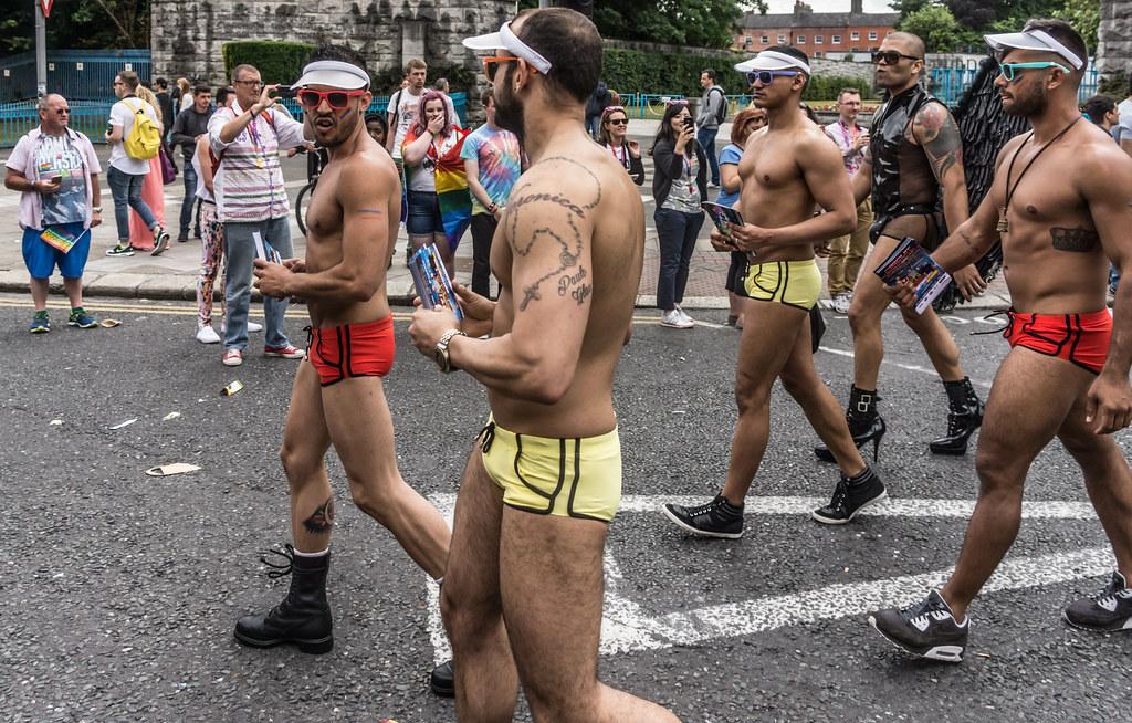 DUBLIN 2015 LGBTQ PRIDE PARADE [WERE YOU THERE] REF-106012