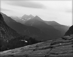 Alps (I Love Canon <3) Tags: blackandwhite bw italy mountain mountains alps monochrome canon landscape eos outdoor hill peak mountainside emotional 18200 góry alpy efs hdr włochy brusson f3556 50d luckyorgood