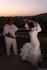 Cuadro Flamenco (Cristian Cizalla) Tags: alhambra granada flamenco