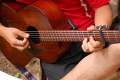 (YuUKi) Tags: hands guitar finger