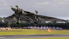 Avro Vulcan, XH558, Royal International Air Tattoo RIAT 2015, RAF Fairford