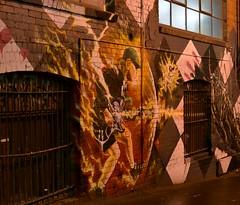 ACDC Lane (quarterdeck888) Tags: streetart art acdc graffiti nikon flickr grunge melbourne frosty wetpaint alleyart acdclane quarterdeck d7100 jerilderietrucks