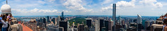 Uptowm Manhattan (junghahn24) Tags: city nyc newyorkcity travel summer vacation panorama usa ny skyline outdoor centralpark manhattan sommer urlaub rockefellercenter uptown stadt bigapple topoftherock reise usan3j