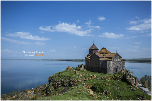 2015.05.20@Lake Sevan, Armenia