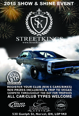 Street Kings Flyers