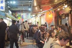UenoTokyo (Iyhon Chiu) Tags: street japan night japanese tokyo ueno busy tavern d750    izakaya    okachimachi 2015