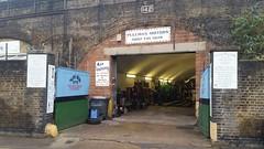 Pullman Motors (sarflondondunc) Tags: pullmanmotors motormechanic garage railwayarch newportstreet vauxhall lambeth london 142
