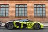 Colourful 918 (Beyond Speed) Tags: porsche 918 spyder supercar supercars automotive automobili nikon v8 hybrid black green london