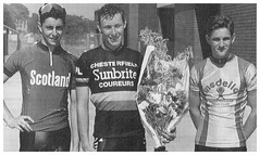 Onchan Cup Road Race. Manx Week. (Paris-Roubaix) Tags: onchan cup road race manx week isle man peter buckley trophy 1989 andrew ferrie glenmarnock wheelers victor slinn chesterfield couriers ludlam leicestershire rc vintage bicycle racing martyn scotland