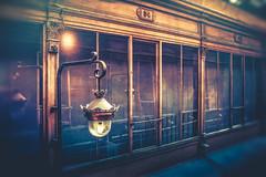 Paris, Passage Jouffroy (Luc Mercelis) Tags: paris cityoflight red yellow blue france sonyslt77v minoltaprimelens24mm minolta gallery parispassagejouffroy passagejouffroy light textureeffects