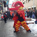 Lion Dance - Chinese New Year of the Rooster