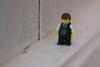I'm a walkin' in the rain... (Legodude:)277) Tags: macromondays inspiredbyasong lyrics lego minifigures water