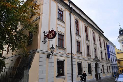 Museum in Cieszyn