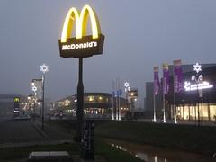 Breda: McDonald's Woonboulevard (harry_nl) Tags: netherlands nederland 2016 breda mcdonalds sign woonboulevard