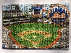 Mets vs Rockies (ProfLidenbrock) Tags: baseball stadiums major league pro sports new york mets colorado rockies teams dexter fowler citi field jigsaw puzzle smallest coloradorockies dexterfowler tdc games