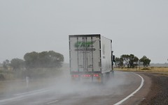 Churchill (quarterdeck888) Tags: trucks transport semi class8 overtheroad lorry heavyhaulage cartage haulage bigrig jerilderietrucks jerilderietruckphotos nikon d7100 frosty flickr quarterdeck quarterdeckphotos roadtransport highwaytrucks australiantransport australiantrucks aussietrucks heavyvehicle express expressfreight logistics freightmanagement outbacktrucks truckies rain wetroads interstae mack superliner churchill churchills churchillrefrigeratedtransport fridgevan greenmack
