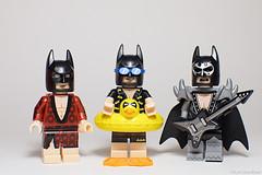 Fancy dress Batman (LynG67) Tags: batmanmovie lego minifigs batman