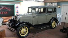 Model A (blazer8696) Tags: 2017 ecw museum nc northcarolina spencer t2017 transportation usa unitedstates 1931 a ford img6064 model modela sedan town antique vintage nctm