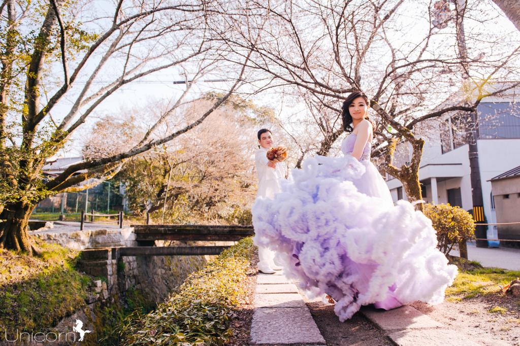 《婚紗》彥廷 & 雅婷 / 京都 Kyoto