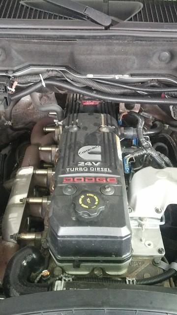 truck dodge inline ho ram six cummins 3500 59l