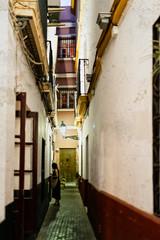 dead end street, Granada, Spain (CamelKW) Tags: street spain granada nightlife deadend spain2014