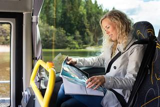 AKT Bussreise med setebelte