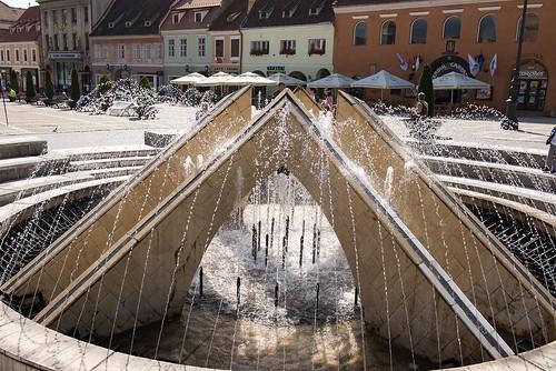 Fountain. Brasov ©  Andrey
