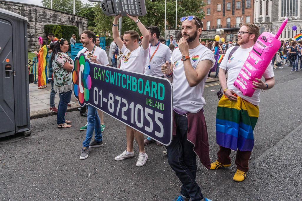 DUBLIN PRIDE 2015 [GAY SWITCHBOARD]-106290