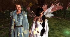 Avilion Nexus - Beltane (Osiris LeShelle) Tags: life circle ceremony medieval fantasy secondlife gathering second druid nexus beltane maypole druids roleplay avilion