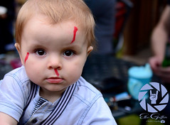 Bobby (EllieGriffin Photography) Tags: portrait people baby closeup photography nikon toddler photographer child leicestershire leicester portraiture facepaint walsall nikond3200 portraitphotography d3200 nikonphotography leicestershirephotographer