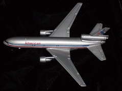 American Airlines McDonnell Douglas DC-10 (Sentinel28a1) Tags: toy american americanairlines dc10 mcdonnelldouglas