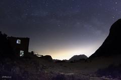Morro Carlos 23:55 ( alfanhu) Tags: sky abandoned stars ruins nightshot oldhouse nocturna sella milkyway eldivino vl valctea puigcampana tagarina morrocarlos
