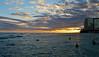 The Sky's the Limit (jcc55883) Tags: ocean sunset sky clouds hawaii nikon waikiki oahu horizon pacificocean honolulu nikond3200 d3200 kuhiobeachpark